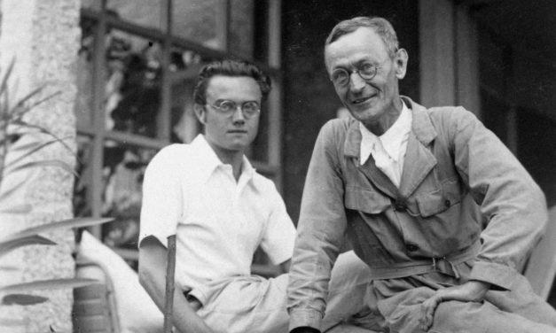 Museum Hermann Hesse Montagnola: Gunter Böhmer illustriert Klingsors letzter Sommer