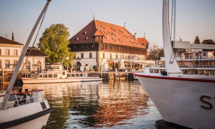 Konstanz: Pulsierendes Herz der Vierländerregion Bodensee