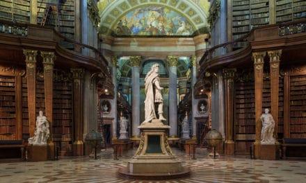 Prunksaal der Österreichischen Nationalbibliothek: Ein barockes Gesamtkunstwerk