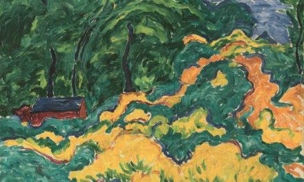 Städtische Galerie Bietigheim-Bissingen: Farbe bekennen! Walter Ophey  Ein rheinischer Expressionist