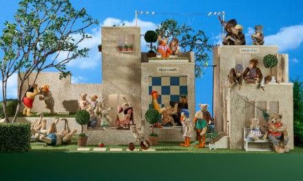 Spielzeug Welten Museum Basel 2021: Bewegte Welt – Steiff überrascht und fasziniert