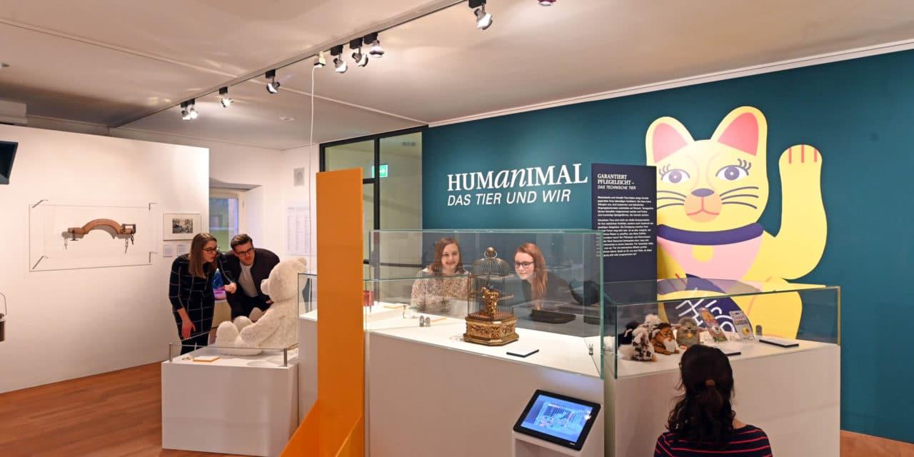 Badischen Landesmuseum Schloss Karlsruhe: Humanimal – Das Tier und Wir