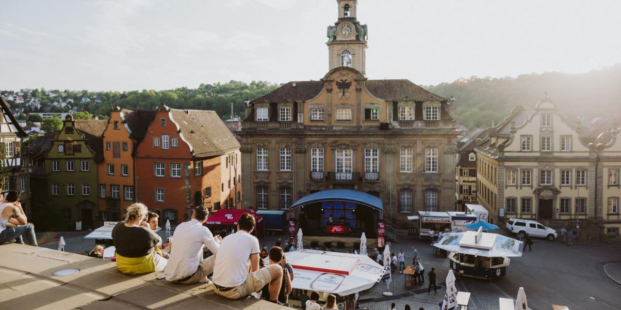 Schwäbisch Hall: Haller Frühling
