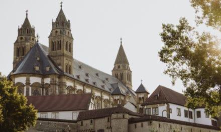 Schwäbisch Hall: Großcomburg mit Stiftskirche St. Nikolaus