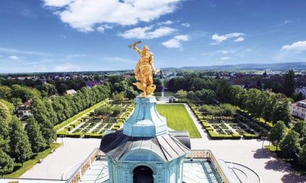 Die Stadt Rastatt ist ein echtes Barockjuwel