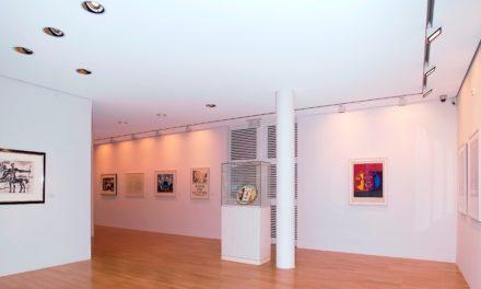 Kunstmuseum Heidenheim –  Hermann Voith Galerie: Picasso Plakate und Druckgraphiksammlung