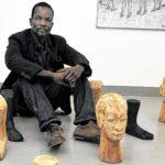 Kunstmuseum Reutlingen: Im Wald geboren. Jems Koko Bi & HAP Grieshaber
