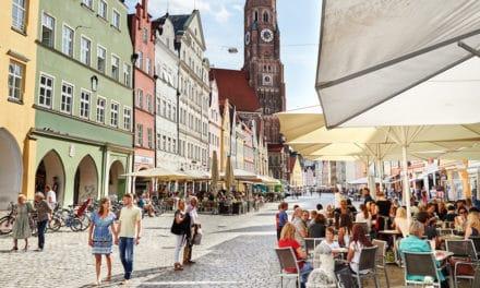 Landshut – die Schöne an der Isar