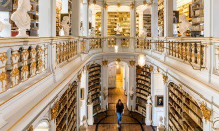 Weimar: Herzogin Anna Amalia Bibliothek