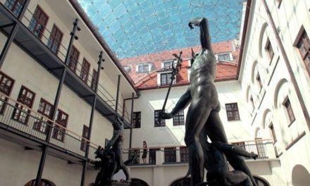 Das Maximilianmuseum in Augsburg