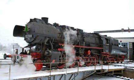 Das Bayerischen Eisenbahnmuseum in Nördlingen: Faszination Eisenbahn erleben