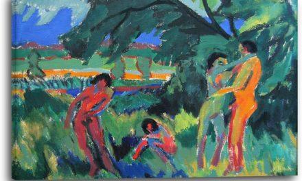Pinakothek der Modernen Kunst München: Astrid Klein. Dass vollkommene Liebe die Angst austreibe