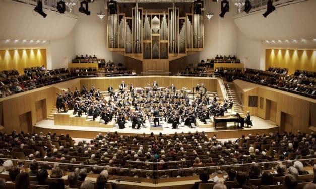 Bamberger Symphoniker in der Konzerthalle Bamberg