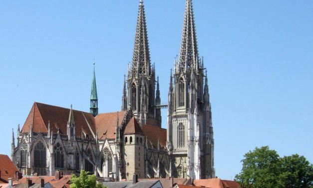 Der Dom St. Peter in Regensburg