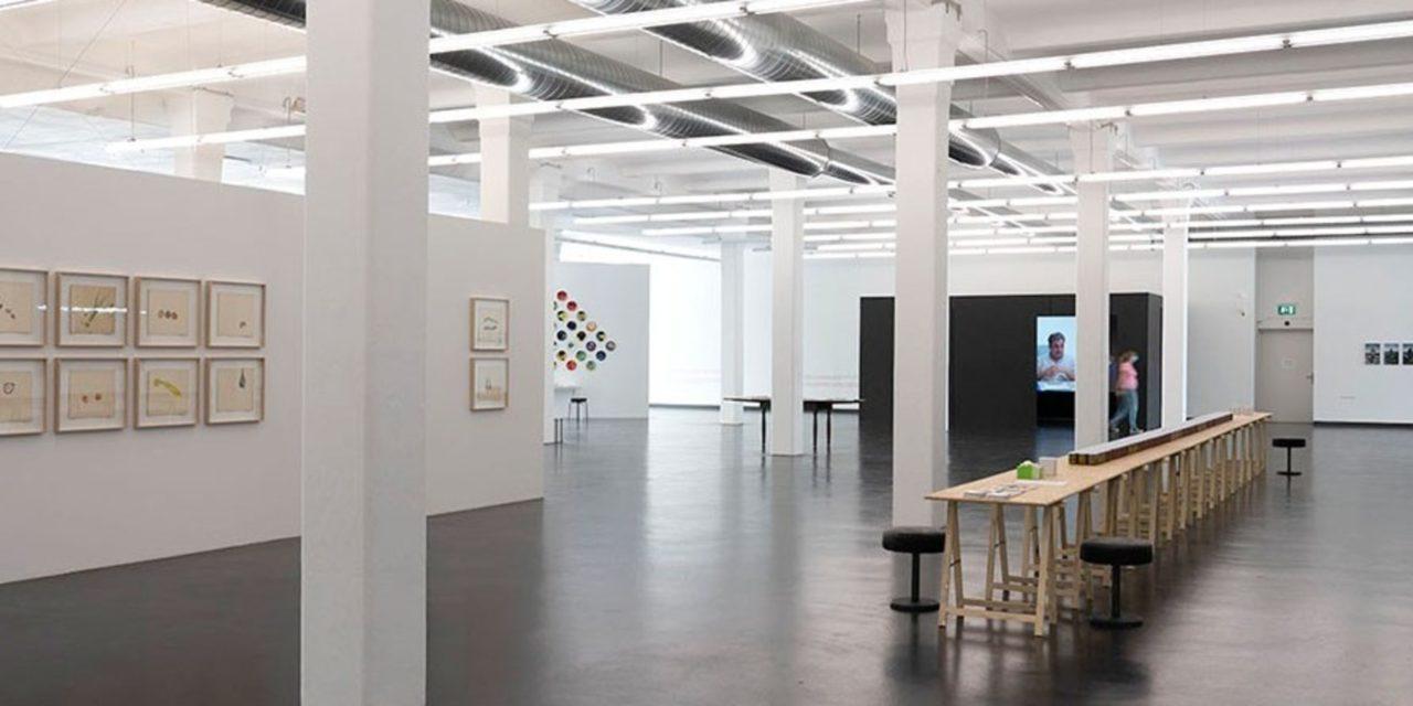 Das H2 – Zentrum für Gegenwartskunst in Augsburg