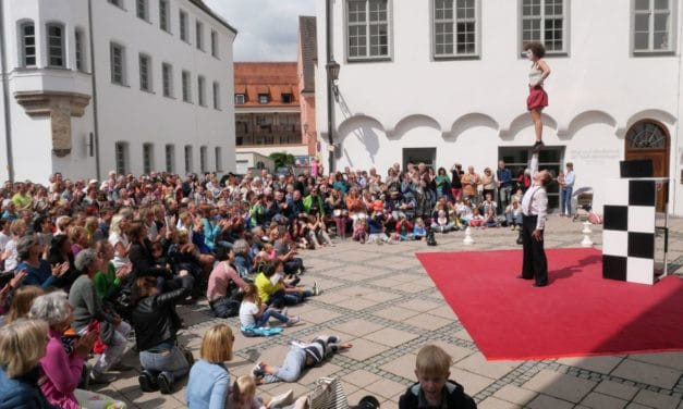 Die Memminger Meile: Das Festival im Sommer für groß und klein