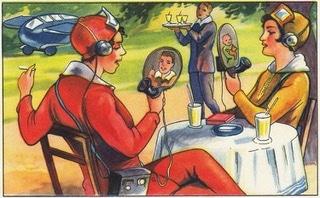 Museum für Kommunikation Frankfurt: Back to Future. Technikvisionen zwischen Science-Fiction und Realität