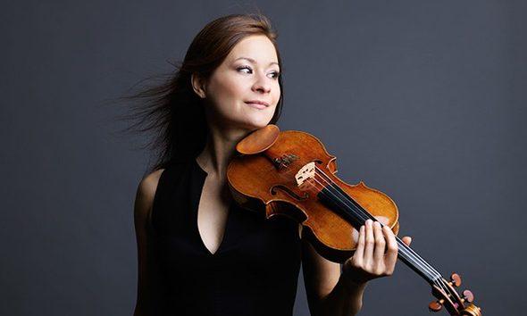 Meisterkonzert im Kurhaus Wiesbaden: Arabella Steinbacher – Weltklasse-Geigerin mit Esprit