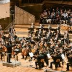 Berliner Philharmonie und die Berliner Philharmoniker