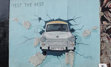 Einst Berliner Mauer – Heute die längste Open-Air-Galerie der Welt