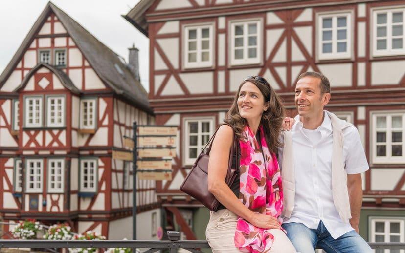 Altstadt und Dom in Wetzlar