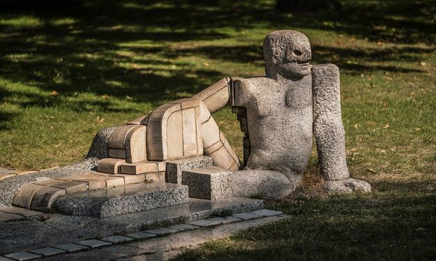 Britzer Garten in Berlin: Kunst & Architektur