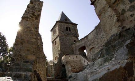 Burg Frankenstein – die gruseligste Ruine Deutschlands in Darmstadt