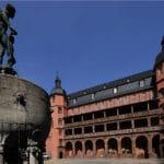 Das Isenburger Schloss in Offenbach am Main