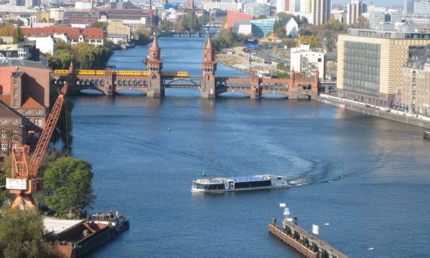 Schiff ahoi! Dampferfahrten in Berlin