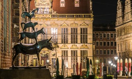 Bremer Stadtmusikanten: Das Wahrzeichen Bremens – vier weltbekannte Tiere
