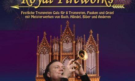 Royal Fireworks – Festliche Trompetengala in der Nikolaikirche Rostock