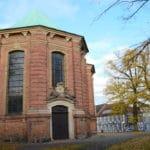 Die Schelfkirche Schwerin