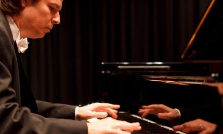 Meisterpianist Menachem Har-Zahav in der Stadthalle Bad Hersfeld