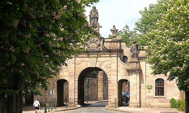 Das Barockviertel von Fulda