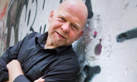 Bernd Gieseking. Ab dafür! im E-Werk in Eschwege