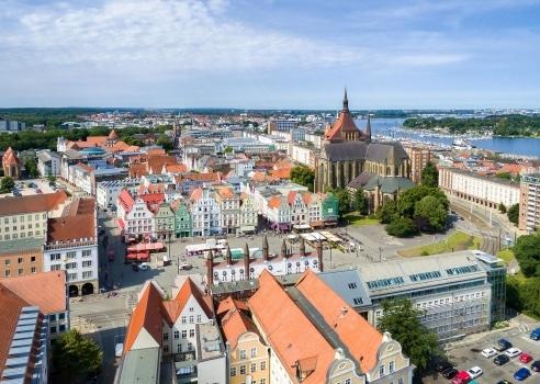 Hanse- und Universitätsstadt Rostock