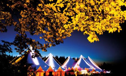 Das internationale Musik- und Theaterfestival KulturPur auf der Ginsberger Heide