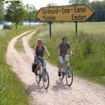 Die Rad-Route Dortmund-Ems-Kanal