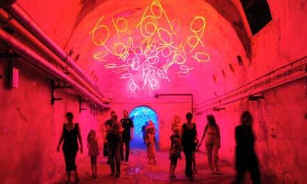 Das Zentrum für Internationale Lichtkunst in Unna