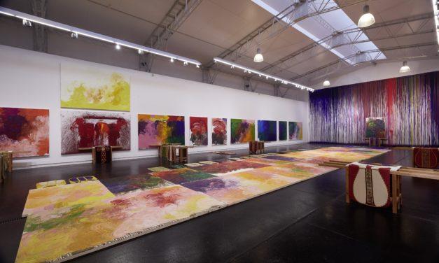 Nitsch museum in Mistelbach: Hermann Nitsch – Neue Arbeiten