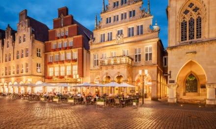 Ein Spaziergang durch Münsters Altstadt