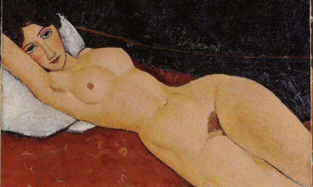 Albertina in Wien: Modigliani – Picasso. Revolution des Primitivismus