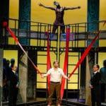 König Albert Theater Bad Elster: Aufstieg und Fall der Stadt Mahagonny