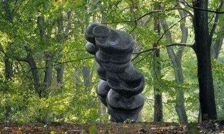 Der Skulpturenpark Waldfrieden in Wuppertal