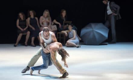 Theater an der Wien DAS OPERNHAUS 2021/2022: Schwarze Nachthelle