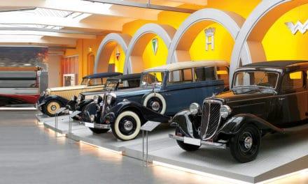 Zwickau: August Horch Museum