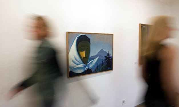 Werner Berg Museum in Bleiburg/Pliberk