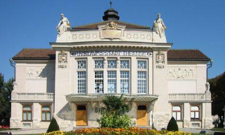 Das Stadttheater Klagenfurt