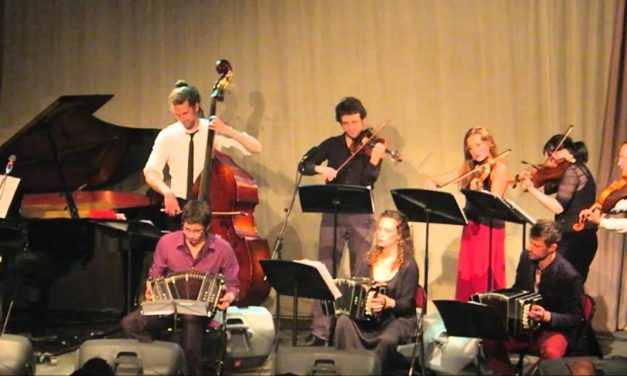 Tango Konzert – Orquesta Tipica Silbando im Stift Ossiach