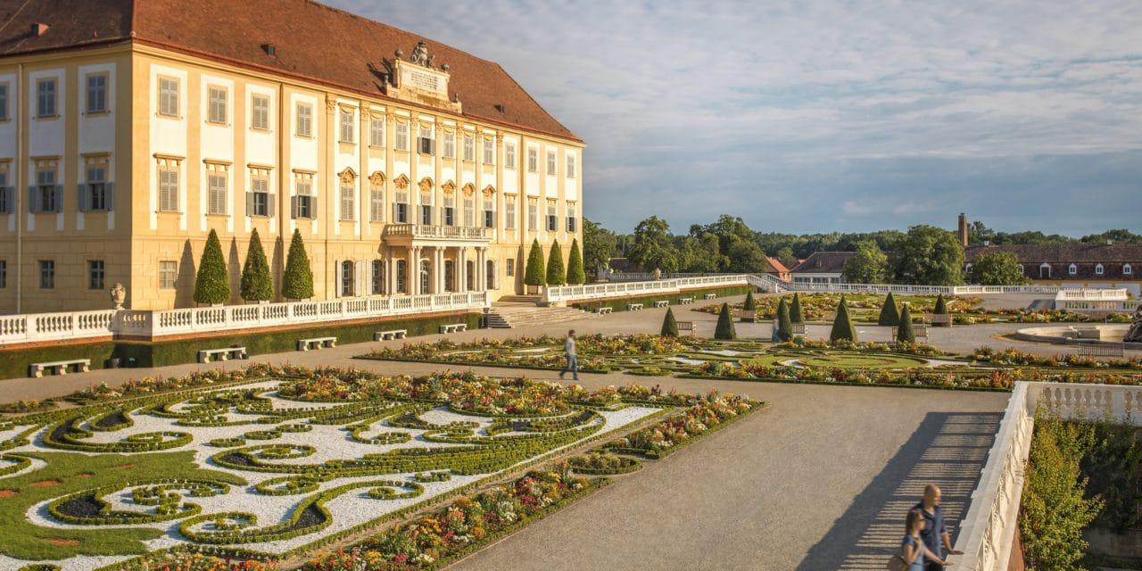 Schloss Hof – das ehemalige Kastell des Prinz Eugen von Savoyen